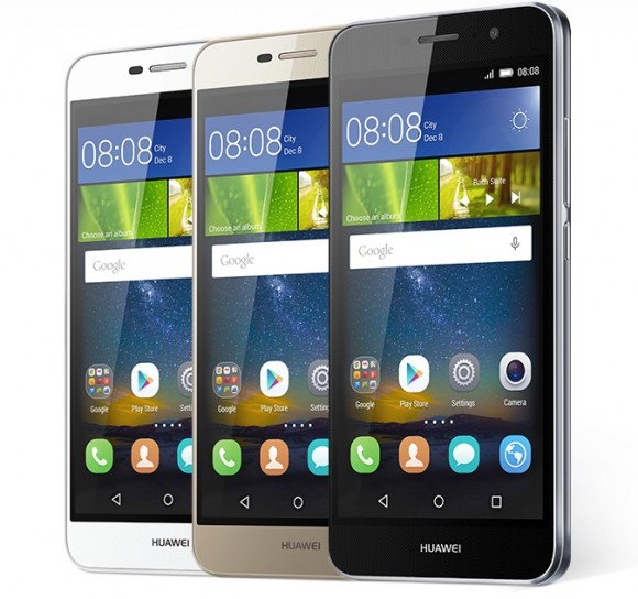 Huawei представила смартфон Y6 Pro с емким аккумулятором