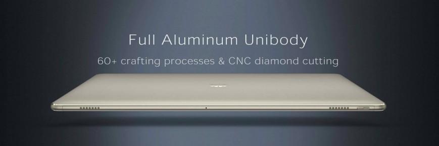 Huawei представила гибридный планшет Matebook со стилусом